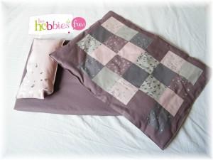 Ensemble lit de bébé Lucie 1